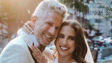 Vanessa Grimaldi & Josh Wolfe