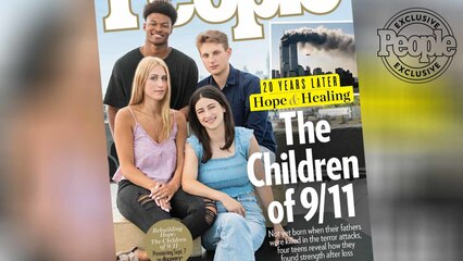 The Children of 9/11: 20 Years Later