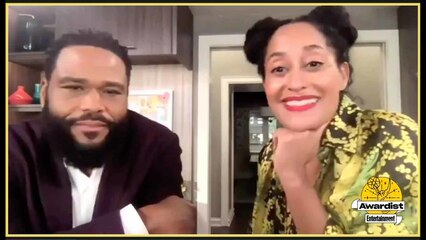 The Awardist: Anthony Anderson & Tracee Ellis Ross