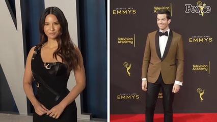 Olivia Munn Is Pregnant! Actress and John Mulaney Expecting First Baby Together
