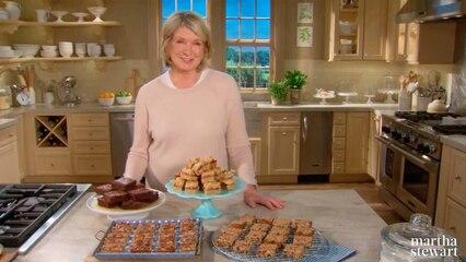 Martha Bakes: Bar Cookies