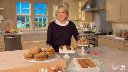 Martha Bakes: Cookies S3