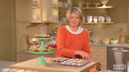 Martha Bakes: Muffins