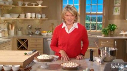 Martha Bakes: Pies