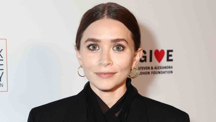 Ashley Olsen Walks Red Carpet for First Time in 2 Years in All-Black Ensemble