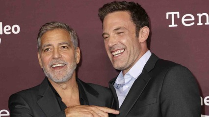 10/04/21 | Ben Affleck & George Clooney Get Silly on the Red Carpet + In the Kitchen with Trisha Yearwood