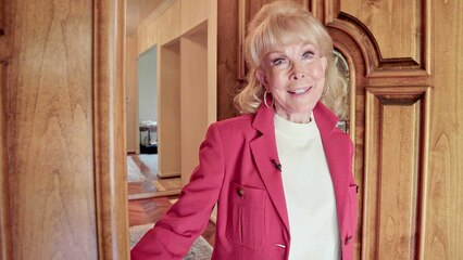 Barbara Eden's Memorabilia-Filled L.A. Home