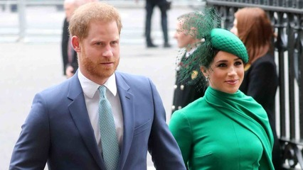 Prince Harry and Meghan Markle Will Not Return to the U.K. for Event Honoring Princess Diana