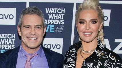 10/21/21 | Andy Cohen Goes All in on Erika Girardi + Katie Couric Talks Dating in her Fifties