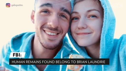 Human Remains Found in Florida Park Belong to Brian Laundrie, FBI Confirms