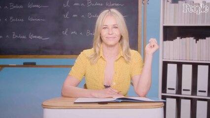Chelsea Handler: The Badass Questionnaire