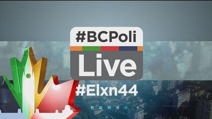 #BCPoli Live - Wednesday September 08